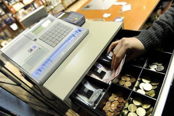 Registračná pokladnica má byť už z výroby chránená voči dodatočnej manipulácii.
