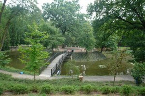 V Trebišove sú aj miesta ako stvorené na romantické prechádzky.