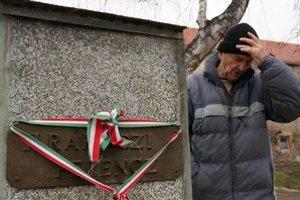 Po soche v Borši ostal prázdny podstavec, nakoniec ju polícia našla.