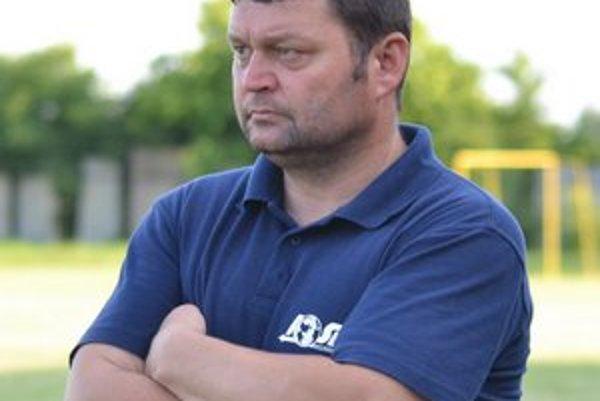 Tréner Marek Eštok s umiestnením mužstva nie je spokojný.