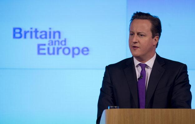 Sľub, ktorý Cameron urobiť nemal.