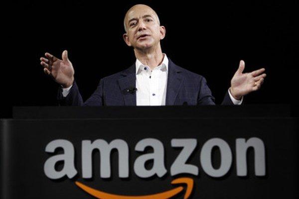 Šéf Amazon Jeff Bezos.