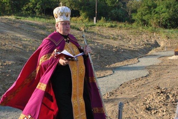 Ďakovná liturgia. Arcibiskup Ján Babjak ďakoval za 60 rokov života.