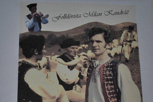 Milan Kandráč. Významná osobnosť regiónu hornej Torysy.