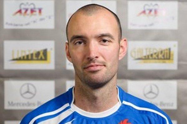 Roman Kašša - bývalý hráč VK je momentálne prievidzským trénerom.