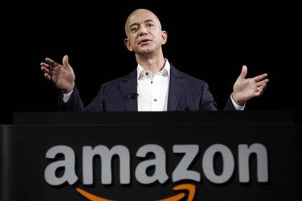 Jeffrey P. Bezos.