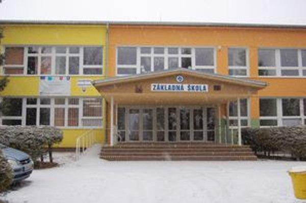 Škola v Šarišských Michaľanoch.