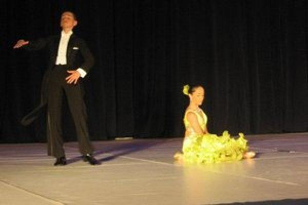Mária Cisková a Marek Mertinko. V tanci sú vo svojej kategórii najlepší v Európe.
