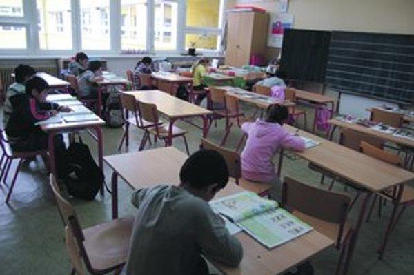 Pri žalobe zohralo úlohu, že škola preradila v roku 2008/2009 veľa rómskych detí.