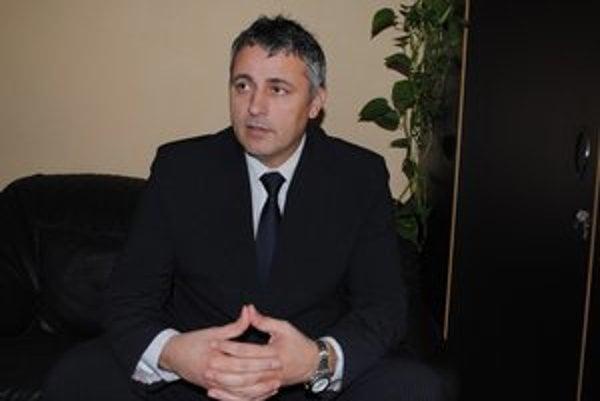 Ján Andrejko. Prezident náčelníkov mestských polícií.