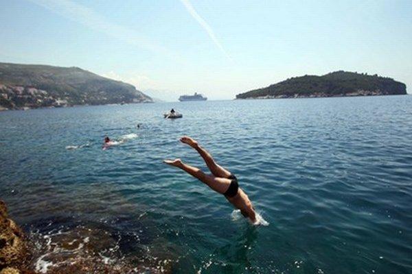 Chorvátsko je pre slovenských dovolenkárov stále najobľúbenejšia destinácia.