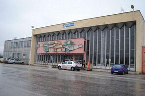 Železničná stanica v Rožňave.