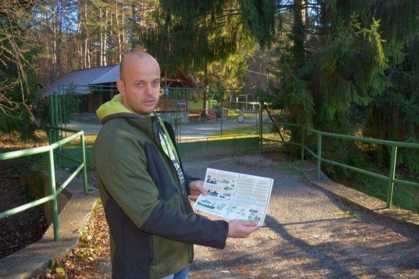 Spustili petíciu. Jozef Görgei a starostov leták.