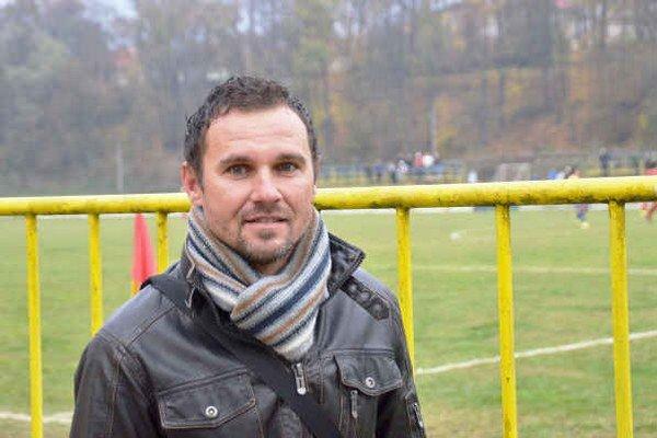 Futbalista Jaroslav Kamenský.