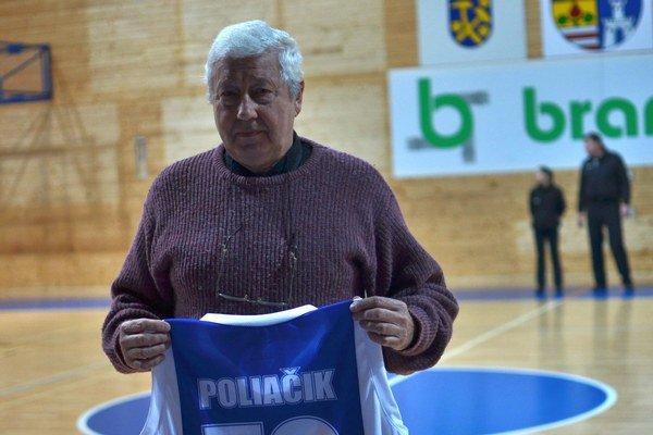 Oslávenec Daniel Poliačik.