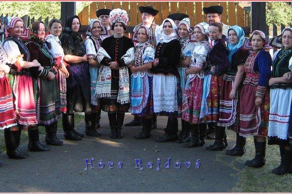 Rejdovská Hôra. Oslávila v tomto roku 60. narodeniny.