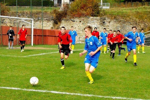 Z jesenného derby si Krh. Podhradie donieslo z Drnavy tri body. Všetky tri góly padli po prestávke.