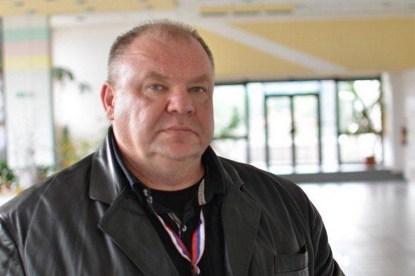 Prezident WPC Peter Mihály.