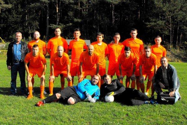 FK Gemerská Hôrka. V aktuálnej tabuľke sú na deviatom mieste.