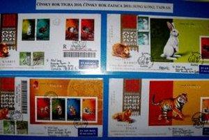 Čínsky rok tigra a zajaca. Pošta z Číny príde za týždeň