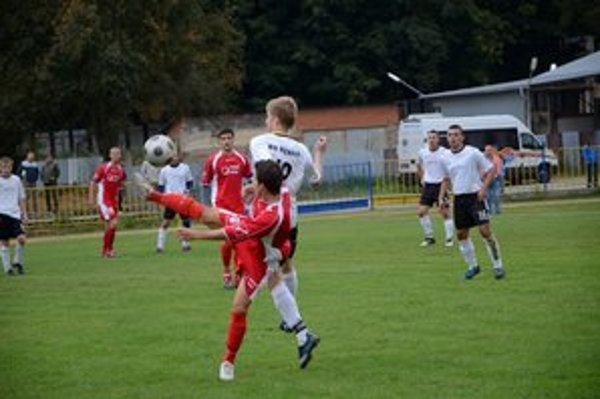 Na jeseň si hráči Strážskeho odviezli z Rožňavy bod. V odvete by ich hráči SP MFK radi napodobnili.