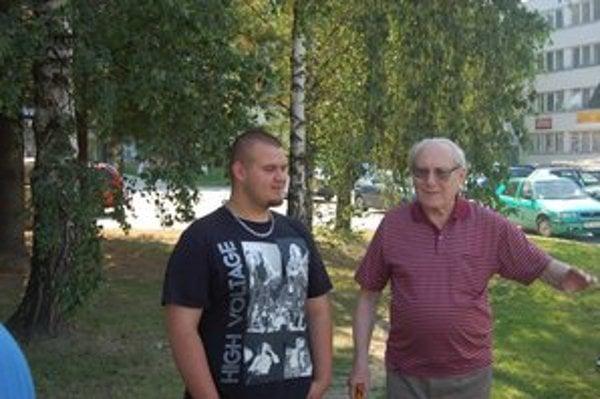 Tibor Ehrenfeld je najstarší Žid v Rožňave.