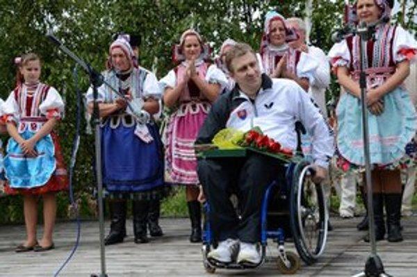 Úspechy Rastislava Revúckeho ocenili aj v rodnej Vyšnej Slanej.