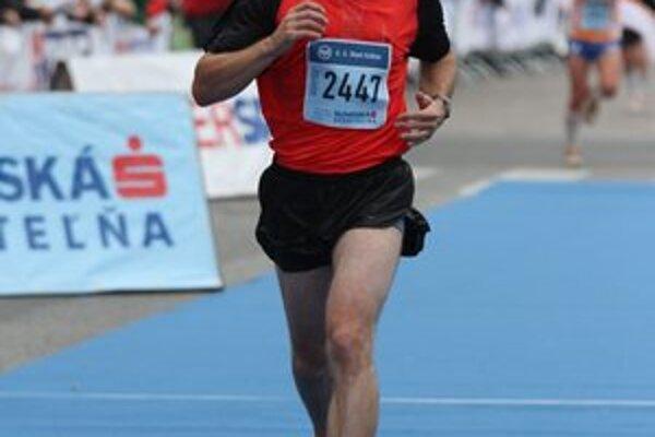 Vytrvalec Andrej Ružík.