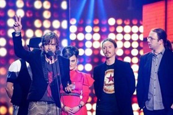 Peter Bič s kapelou získal Slávika v kategórii Skokan roka a Rádio Slávik.