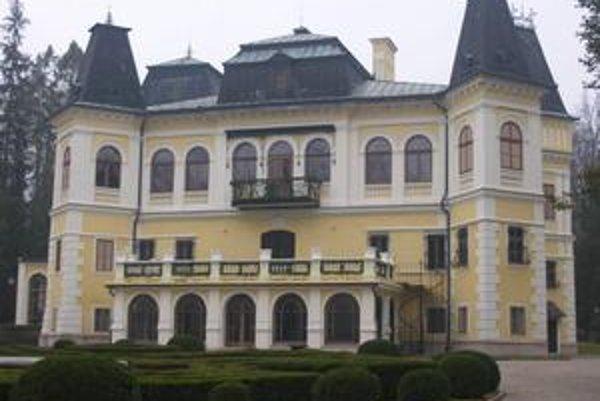 Betliar je vyhľadávaným kaštieľom nielen pre Slovákov, ale aj pre zahraničných turistov.