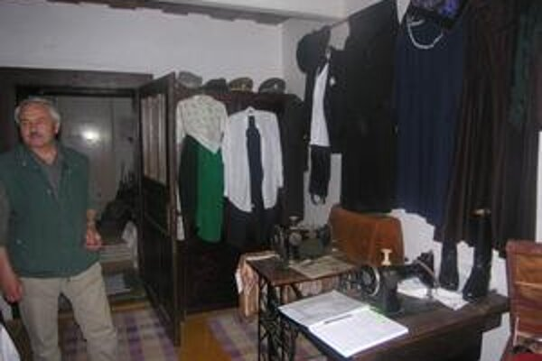 Múzeum. Starosta J. Sebő povedal, že o návštevu prejavujú záujem aj zahraniční turisti