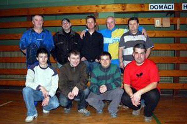 Od A až po E. Rožňavský Geológ postaví do súťaží dospelých päť mužstiev.