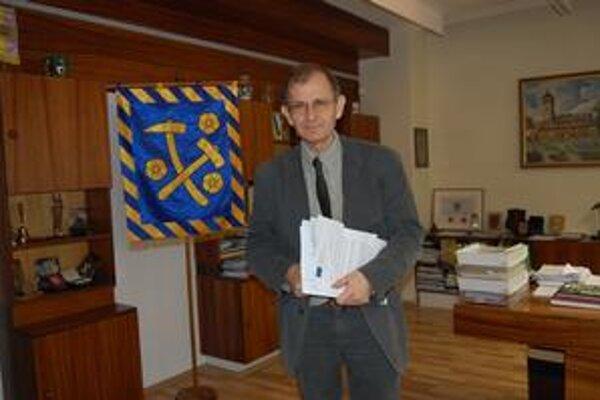 Primátor Vladislav Laciak chce projekt uskutočniť napriek tomu, že do nadchádzajúcich volieb sa na post primátora už nechystá.