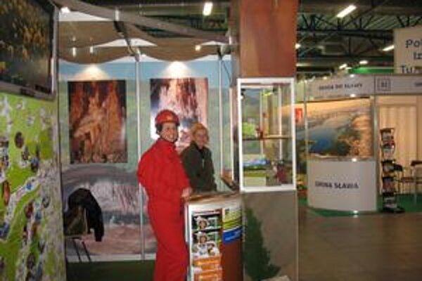 Jaskyne. Tie zaujímajú turistov najviac a tomu je prispôsobená aj prezentácia regiónu.
