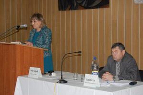 Primátorka Anna Szögedi hovorí, že rokovania s odbormi kvôli novej kolektívnej zmluve boli tvrdé.