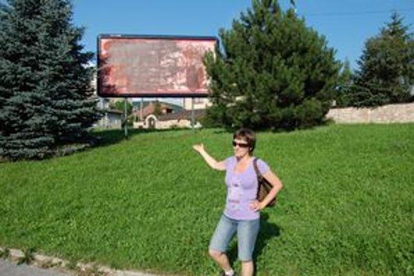 Timea Bagačková Zollerová. Takto vyzerá demokracia v Rožňave.