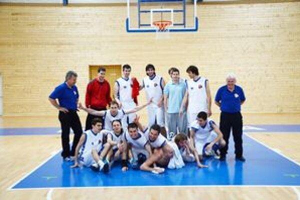 ŠPD Rožňava. Basketbalisti ŠPD Rožňava.