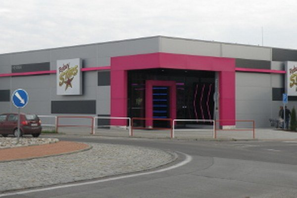 Herňu otvorili nedávno v novopostavenej budove v Prievidzi.