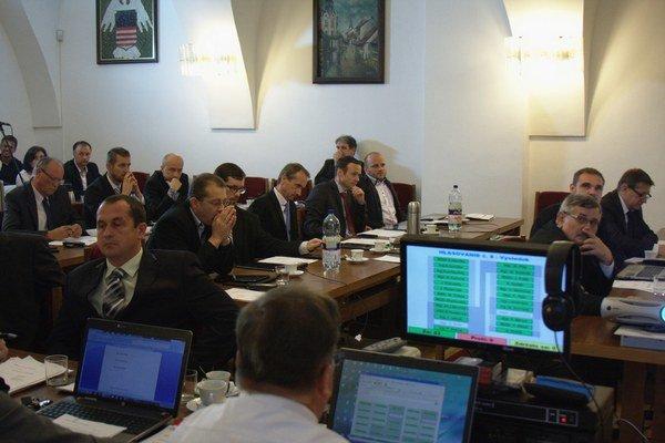Bardejovskí poslanci schválili zmenu rozpočtu mesta.