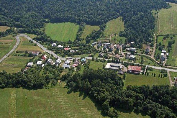Obec Šarišský Štiavnik.