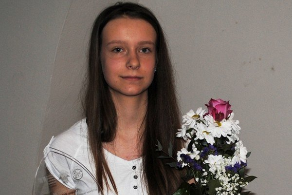 Dominika Ferková. Šachový talent.
