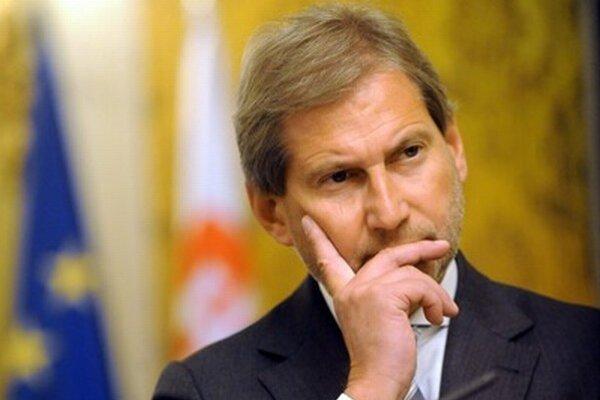 Eurokomisár Hahn zdôraznil, že stabilizačná a asociačná dohoda je míľnikom vo vzťahoch medzi EÚ a Kosovom.