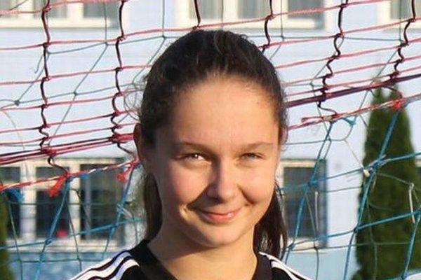 Talent z Bardejova. Reprezentantka Paťka.