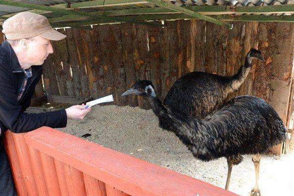 Stropkovská zoologická záhrada. So sezónou sú spokojní, prišlo okolo 35–tisíc ľudí.