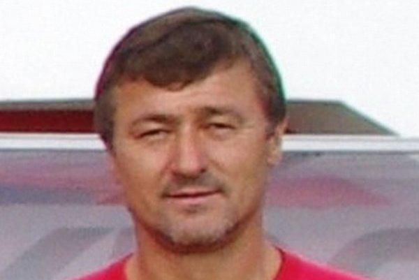 Jozef Daňko, tréner dorastencov Partizána.