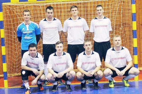 Kľušov. Víťaz Čergov Cupu 2015.