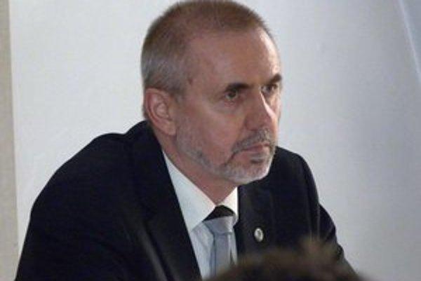 Vladimír Harajda. Hlavného kontrolóra mesta Bardejov poslanci zvolili v decembrových voľbách.