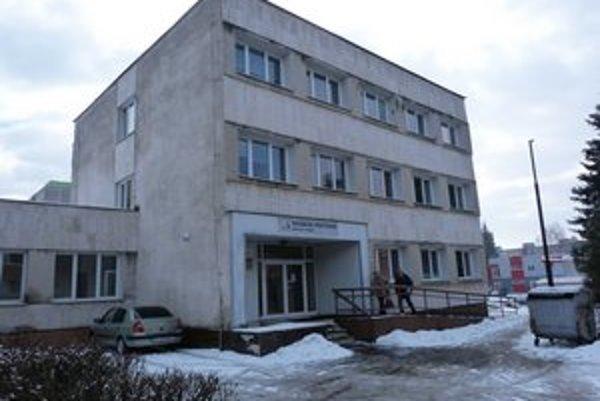 Sociálna poisťovňa vo Svidníku. Na miestnej pobočke evidujú najvyššie percento dočasnej pracovnej neschopnosti už dlhodobo.
