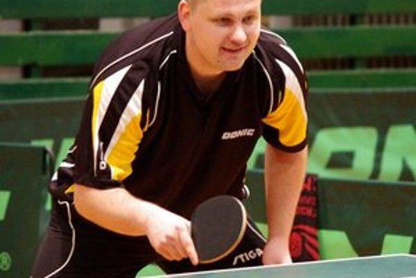 Hráčska jednotka. V drese bardejovskej Družby je to Peter Tušim, doteraz vyhral najviac stretnutí.