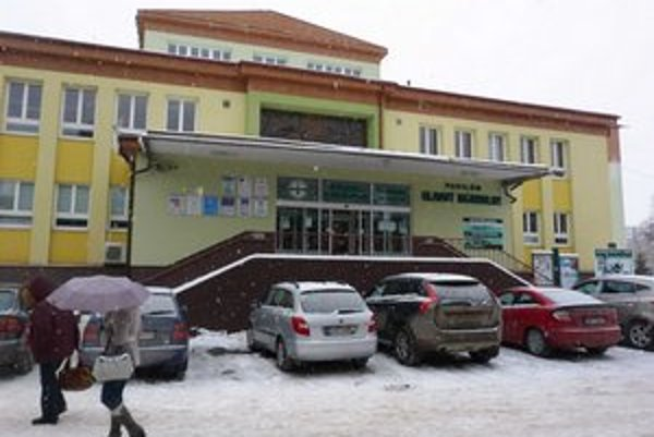 Nemocnica sv. Jakuba. Miestna pôrodnica obstála v hodnotení za minulý rok najlepšie v Prešovskom kraji.